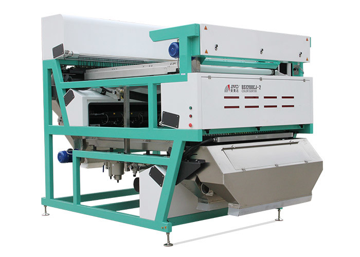 Double Layer Belt Color Sorting Machine / Plastic Sorting Equipment 1-1.6kw