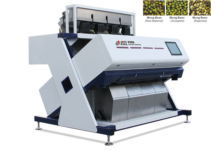 Intelligent Operating System CCD Color Sorting Machine High Speed Line Scan