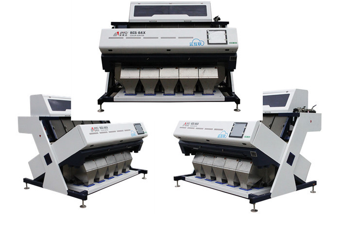 High Speed Rice Color Sorter Machine With Remote Control AI System