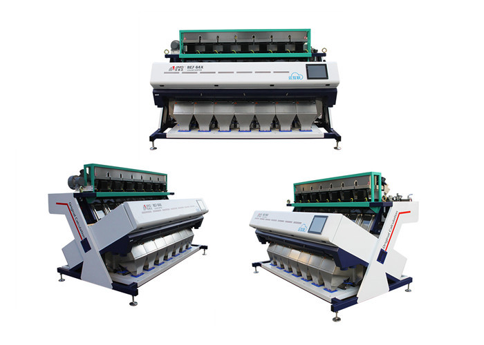 AMD CCD Grain Color Sorter Machine With Intelligent LED Control System
