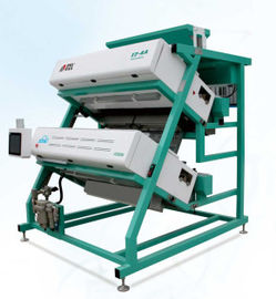 الصين Ccd Green Tea Optical Sorting Machine , Industrial Vision Color Sorter مصنع